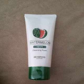 Skinfood Watermelon Cleansing Foam