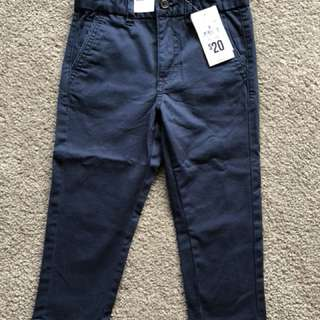 BNWT- size 2 boys pants