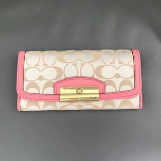 Coach wallet 銀包 100% new and real