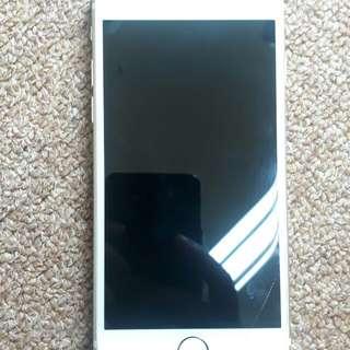 Iphone 6 Gold 64 GB jual BU