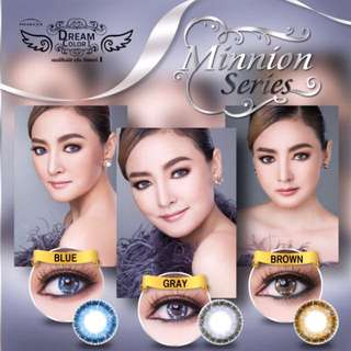 DreamColour1 MINNION SERIES contact lens