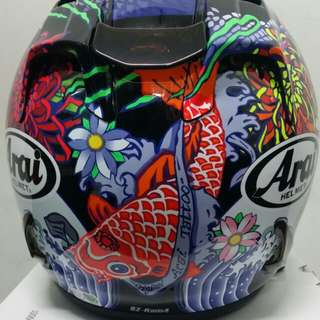 *Last call for Pre-Order* Arai Oriental helmet (copy ori) No more production after this (as per supplier)