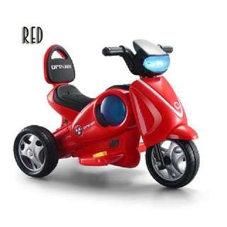 motorbike kids LED MUZIK