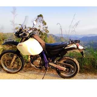 1996 DR650SE