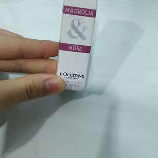Loccitane perfume (Free with purchase of RM50)