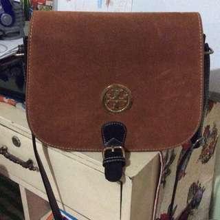 Tory burch inspired sling bag