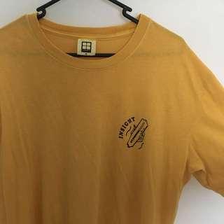 INSIGHT yellow t-shirt