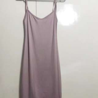 Bodycon Backless Fitted Dress