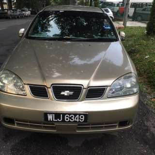 Chevrolet Optra 1.8CC Year 2003 For Sale
