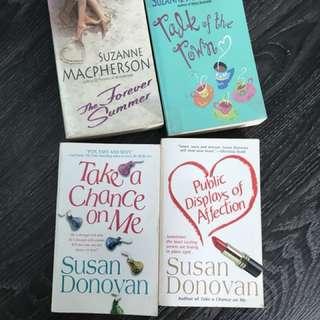 Susan Donovan's Romance Books