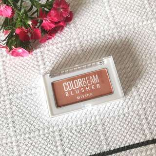 MISSHA Colorbeam Blusher #Peach Puree
