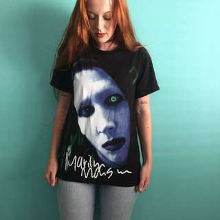 ⚡️ Marilyn Manson shirt. ⚡️