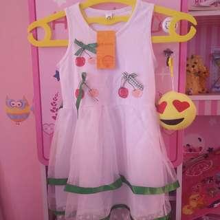 New Dress anak