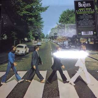 The Beatles Abbey Road Vinyl Record 33 rpm