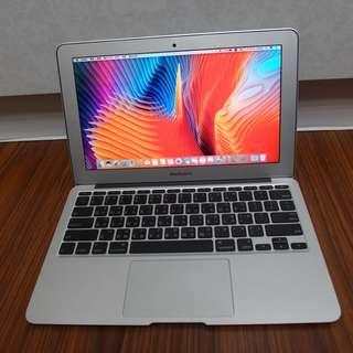 """【出售】Apple MacBook Air 11"""" 筆記型電腦"""