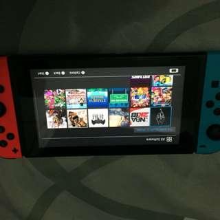 Nintendo Switch w/ 9 FREE GAMES + FREEBIES!