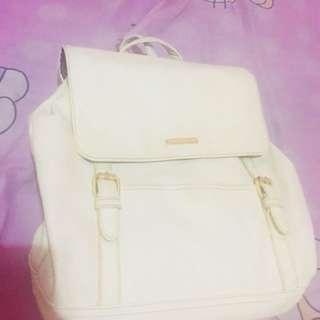 Bagpack white