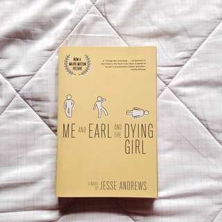 Me and Earl and the Dying Girl Paperback by Jesse Andrews
