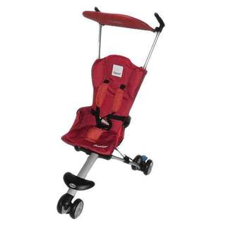 Cocolatte isport polka red