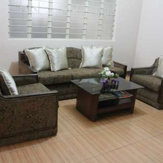 Sofa 3 pc sala set