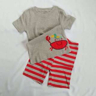 Carter's Terno (Kids Clothes)
