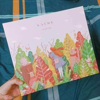 東京企劃 Saime 聖誕禮盒 全新🎄