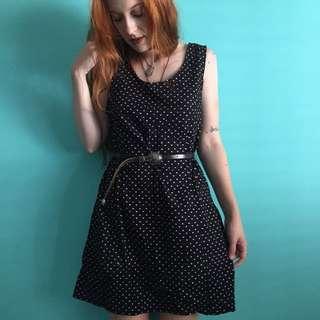 ⚡️ Heart printed dress. ⚡️