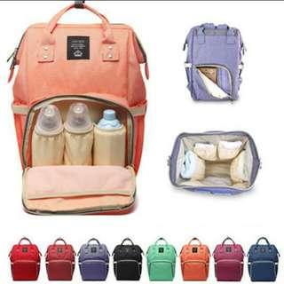 Stylish multi functional Diaper bag