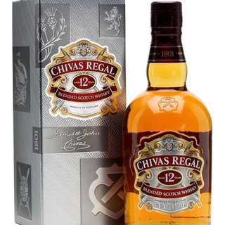 CHIVAS 750ml, Monkey Shoulder 700ml, Beer Carton & 1 Litre Available *Delivery $12*