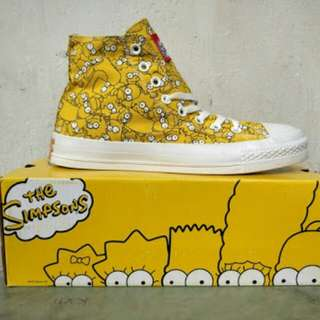 Converse the simpsons