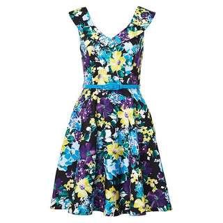 Review Petunia Dress (Size 10)