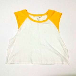 Forever21 Sleeveless Crop Top