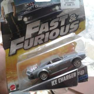 Fast & Furious Collectibles
