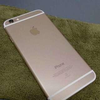 iPhone 6 Plus 64G Gold