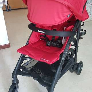 Inglesina ZIPPY light Stroller Pram Made in Italy Local Set With Local Warranty!!!