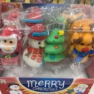 聖誕棉花糖