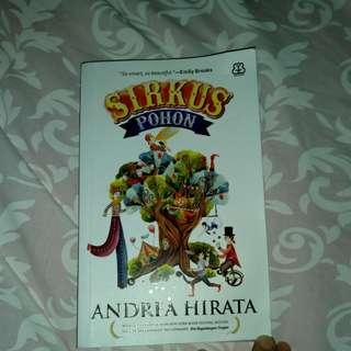 Sirkus Pohon by Andrea Hirata