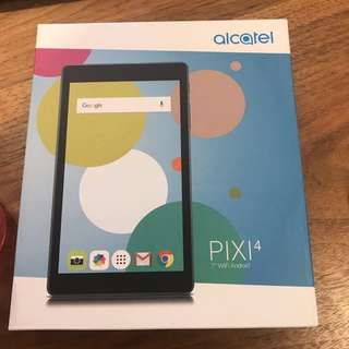 "Alcatel 7"" PIXI 4 Tablet"