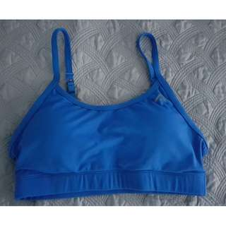 Rockwear Crop Sports Bra Adult Size 10 Worn Once
