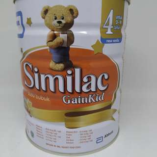 SIMILAC GAIN KID 4 / VANILA