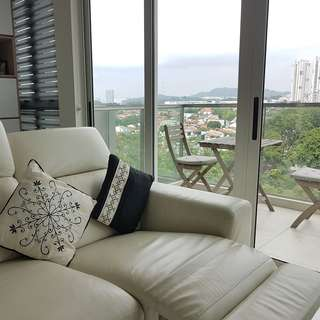Penthouse apartment for rent @ Newest Condominium