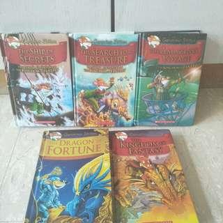 Series of The Kingdom of Fantasy