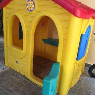 Step 2 play house sunny tent