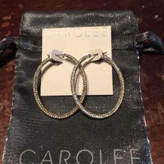 CAROLEE 居禮 純銀耳環