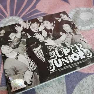 Super Junior 3rd Album - Sorry Sorry