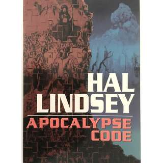 (Christian Book) Hal Lindsey 'The Apocalypse Code'