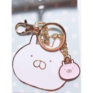 ❗️降價❗️日本 Usamaru うさまる 兎丸 兔丸 鑰匙圈 包包掛飾