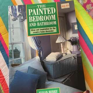 The Painted Bedroom&Bathroom