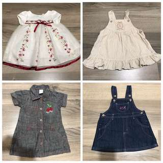 Baby Dress for 4