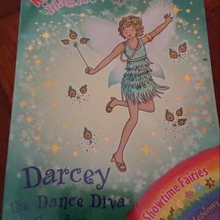 Rainbow Magic Books-The Showtime Fairies(3 books)